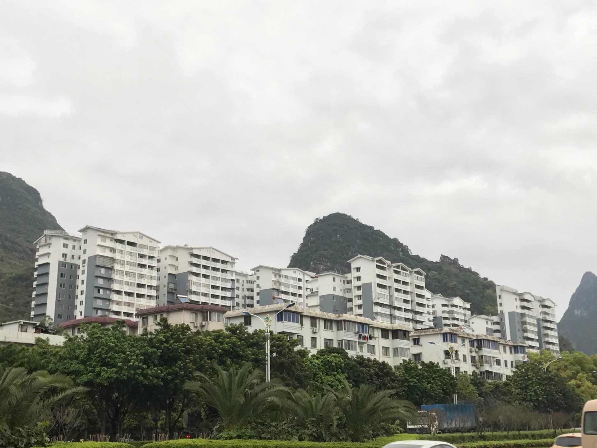 桂林鲁山水泥厂生活区危旧房改造