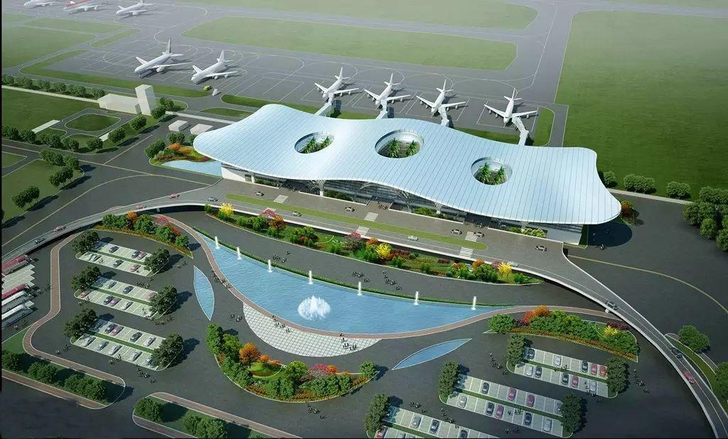 玉林民用机场设计、采购及施工总承包(EPC)